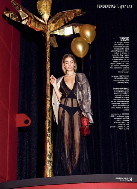 Cosmopolitan diciembre 2016