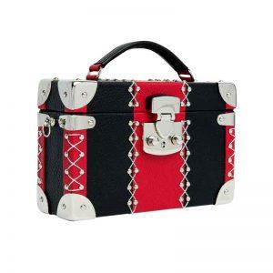 luis negri capriccio thewild daysbox bag red lateral web
