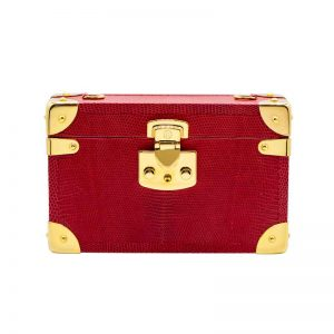 timeless dreaming of adigio box bag red web